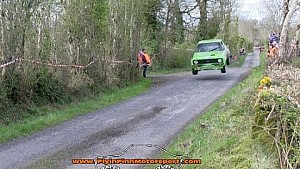 Monaghan stages rally 2018