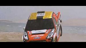Martin Prokop Qatar Cross Country rally 2018