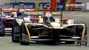 Formula E highlights from the Paris E-Prix
