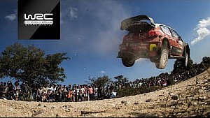 Rally Argentina 2018: highlights SS10