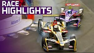 ePrix di Parigi: la gara
