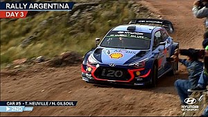 Rally Argentina day three