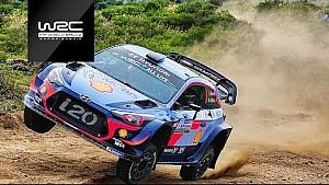 Rallye d'Argentine - Spéciales 6-8