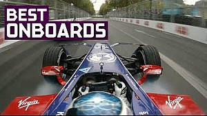Onboard highlights | Paris E-Prix