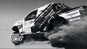 Sabiduría del desierto: Sabertooth Motoring Adventure aborda la Dubai Baja | M1TG