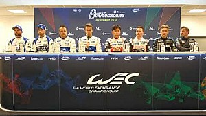 6 hours of Spa - Qualifying press conference
