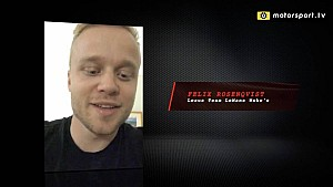 Felix Rosenqvist: the world's best non-F1 driver?