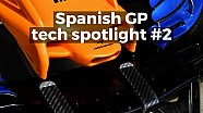 Spanish GP tech spotlight #2