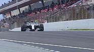 Les coulisses de l'usine Mercedes entre deux GP