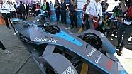 نيكو روزبرغ يقود الجيل الثاني من سيارة الفورمولا إي