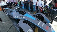 Nico Rosberg en el monoplaza Fórmula E Gen2