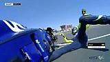 Kecelakaan Valentino Rossi | MotoGP Prancis 2018