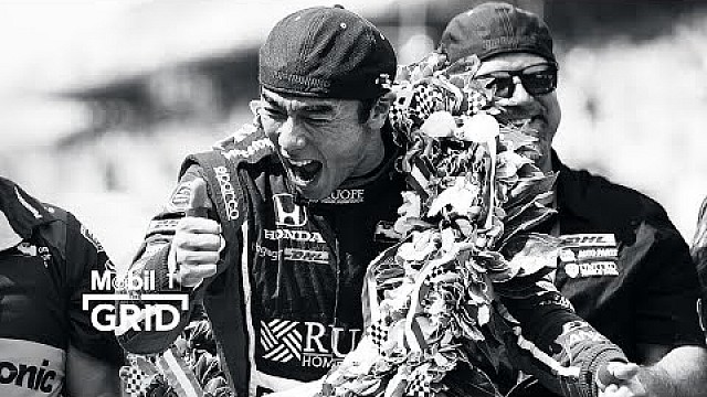 The Blueprint – Takuma Sato Explains How To Win The Indy 500 | M1TG
