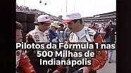 VÍDEO: Pilotos da Fórmula 1 na Indy 500