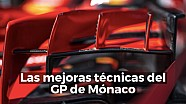 Las mejoras técnicas del GP de Mónaco ESP