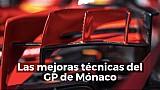 Las mejoras técnicas del GP de Mónaco ESP
