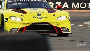 Le clip de la Journée Test des 24H du Mans