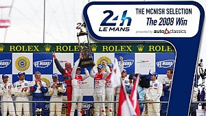 The McNish Selection : The 2008 Win