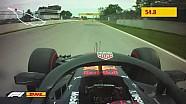 Snelste raceronde Max Verstappen in GP van Canada