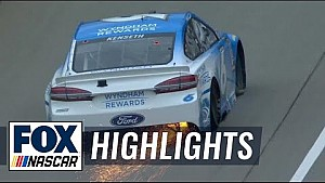 Matt Kenseth spins out late in Stage 1 | 2018 Michigan