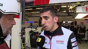 24 Heures du Mans 2018 - Interview de Sébastien Buemi