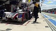 24 Heures du Mans 2018 - Arrêt au stand de la United Autosports 32