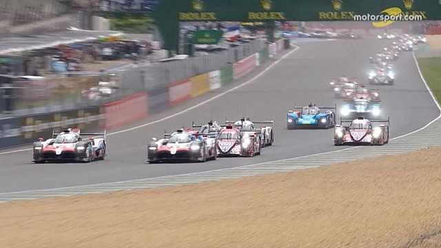 Le Mans 24h: Full Race Recap