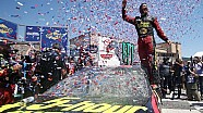 Martin Truex Jr. scores third win of the year after dominating run | 2018 SONOMA | FOX NASCAR