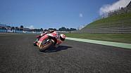 Un tour du circuit du Sachsenring dans MotoGP 18