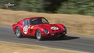 Une Ferrari 250 GTO de 1962 à Goodwood.